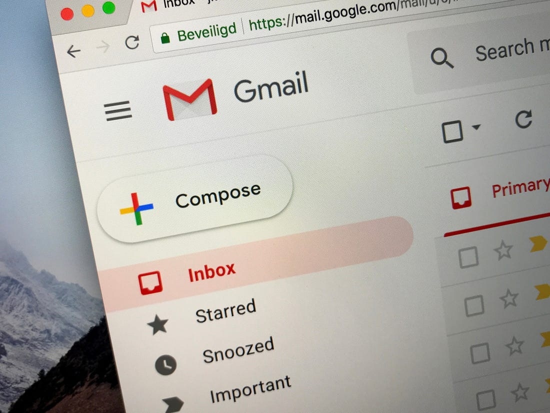 Gmail Accounts